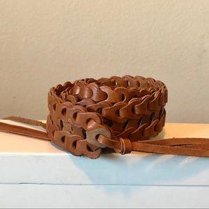 Accessories - Boho Leather Belt